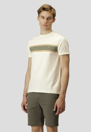 KILEY - T-shirt print - ecru
