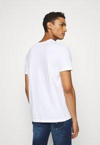 Dondup - T-shirt print - white - 2