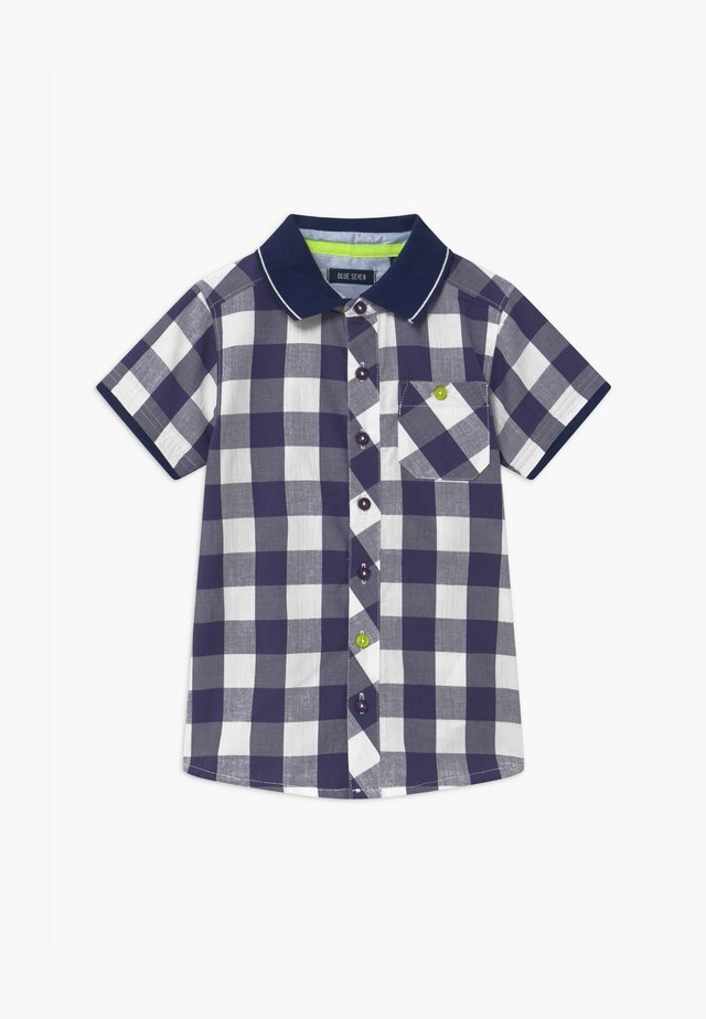 SMALL BOYS CASUAL - Camisa - blau