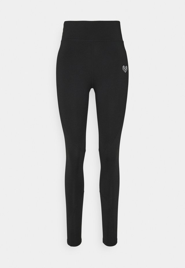 REZI FITNESS - Leggings - black