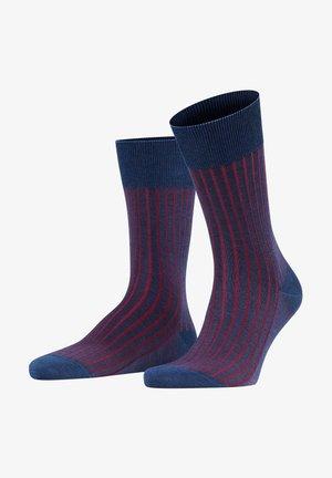 SHADOW - Socks - demin melangen