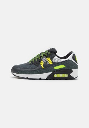 AIR MAX 90 3M UNISEX - Baskets basses - anthracite/volt/black/photon dust