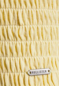 Hollister Co. - ONE SHOULDER  - Topper - yellow - 6