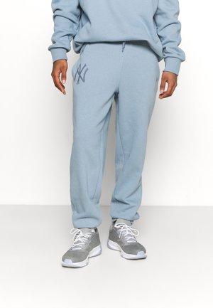 MLB NEW YORK YANKEES SEASONAL LOGO - Club wear - soft blue