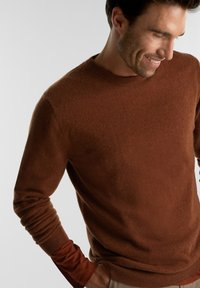 Esprit Collection - Jumper - rust brown - 3