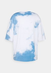 Jaded London - CLOUD - T-shirt con stampa - blue/white - 1