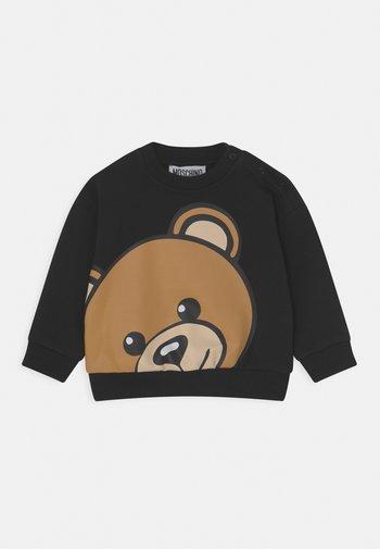 UNISEX - Sweatshirt - black