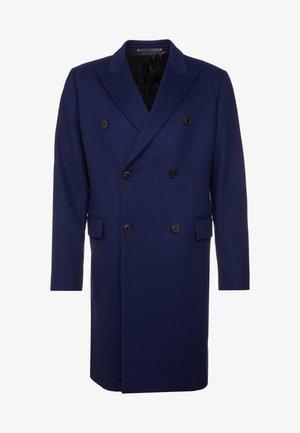GENTS OVERCOAT - Classic coat - blue