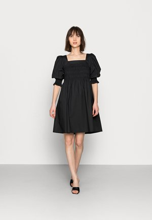 LENAGZ DRESS - Day dress - black