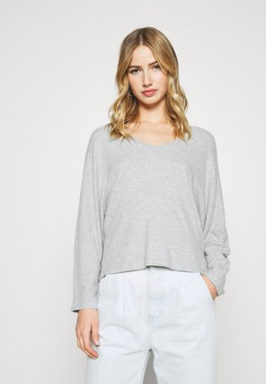 ONLINGRID  - Jumper - light grey melange