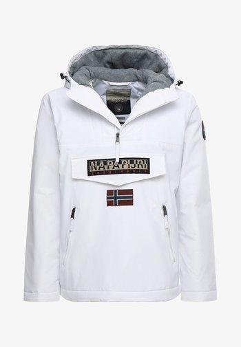 RAINFOREST POCKET  - Winter jacket - bright white