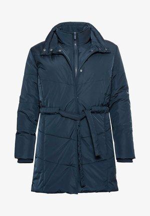 Winter jacket - dunkelpetrol