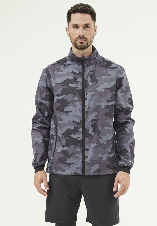 Training jacket - print