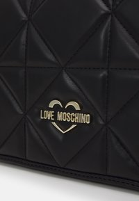 Love Moschino - JEWEL STRAP BAGS - Handbag - black - 2