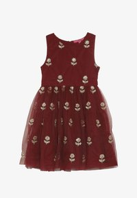 Derhy Kids - ELOANE - Cocktailkleid/festliches Kleid - bordeaux - 3