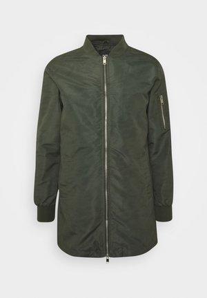 ECEBEN - Short coat - khaki