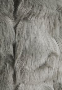 Missguided - BUBBLE GILET - Waistcoat - light grey - 2