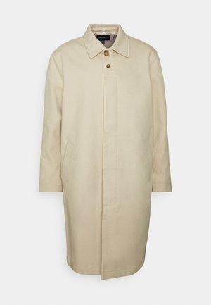 Abrigo clásico - khaki