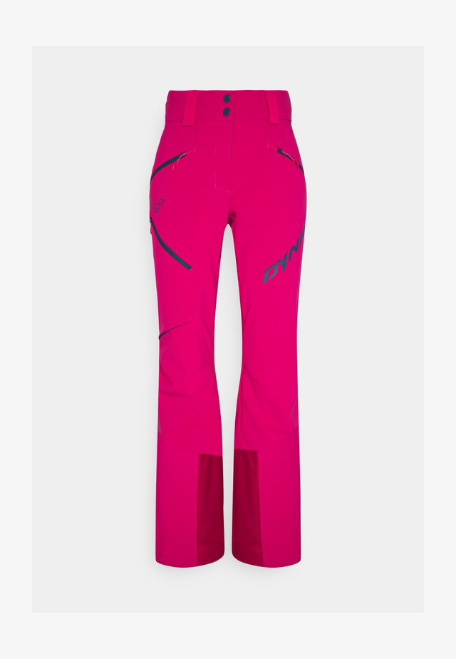 MERCURY PRO - Zimní kalhoty - flamingo