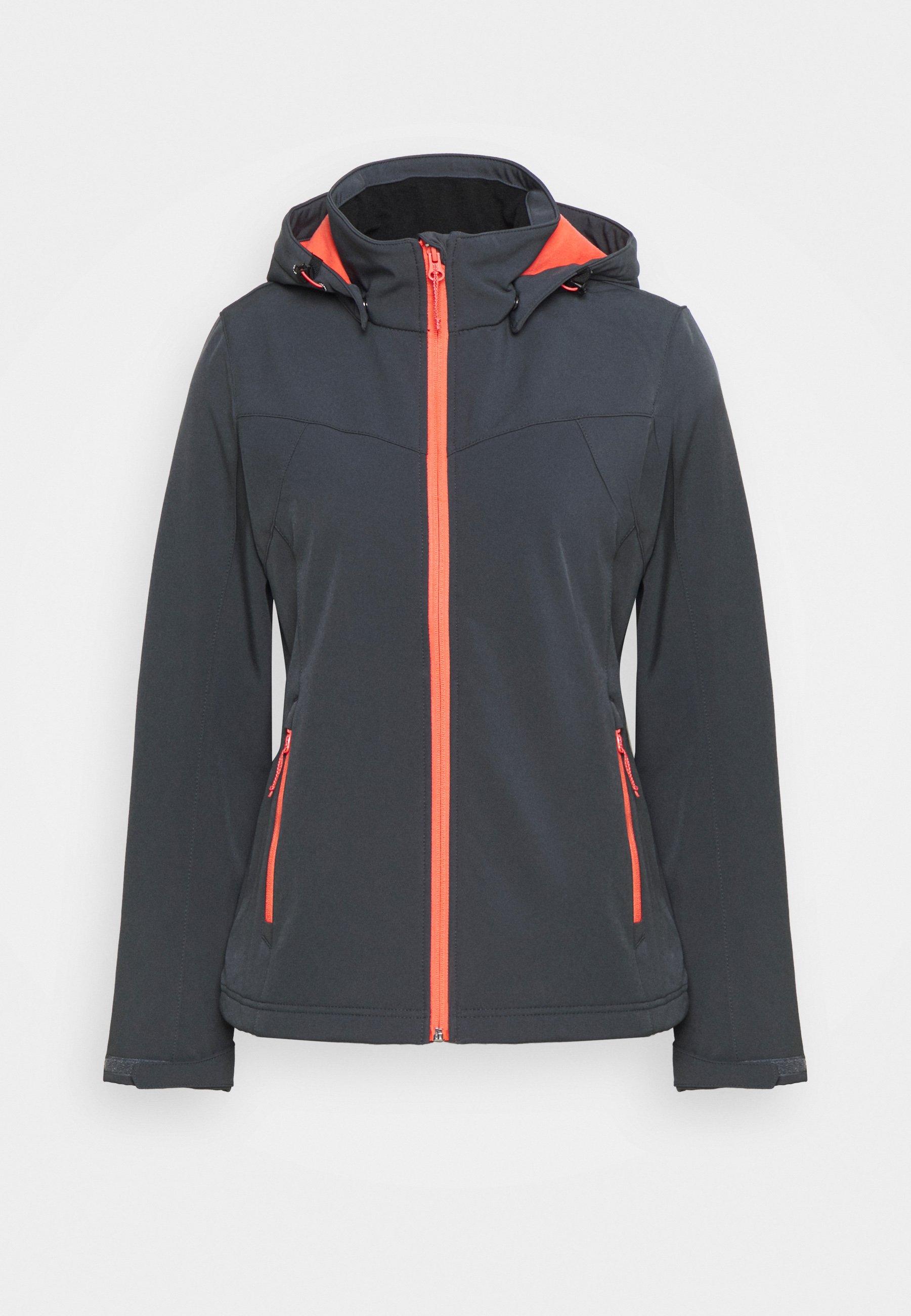 Women BRENHAM - Soft shell jacket