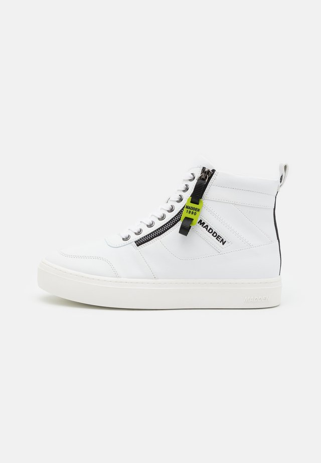 ASTALL - High-top trainers - white