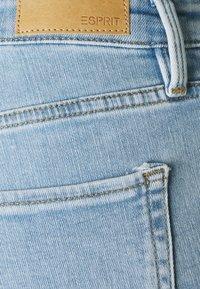 Esprit - Slim fit jeans - blue light wash - 2
