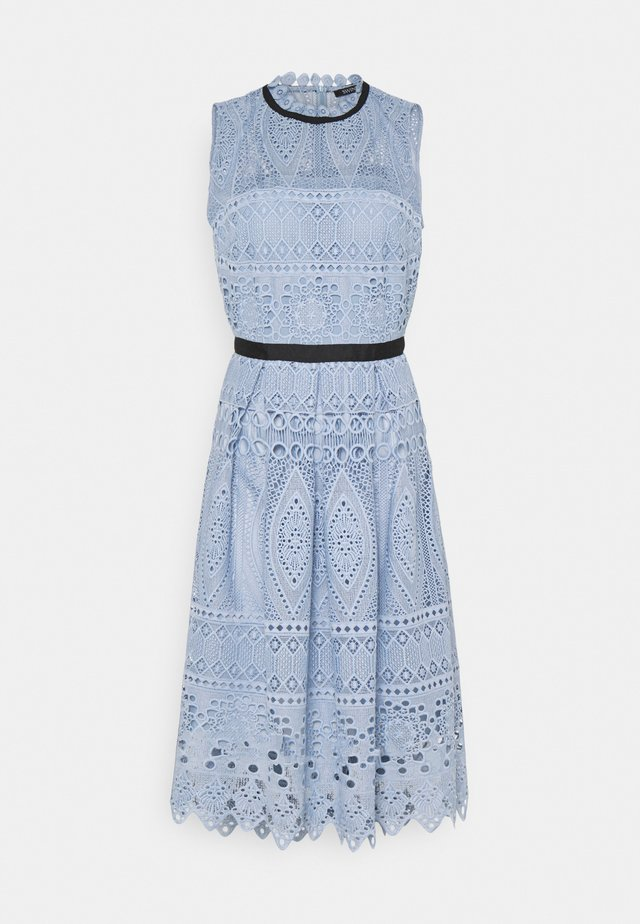 Vestito elegante - blue dust