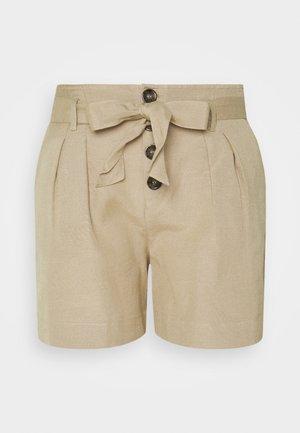 ONLVIVA LIFE BELT - Shortsit - pure cashmere