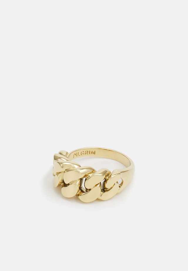 MAREN - Ring - gold-coloured