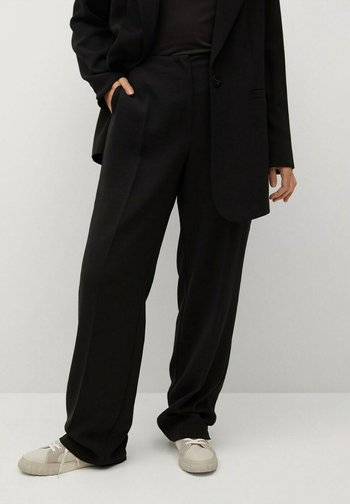 BIMBA8 - Trousers - schwarz