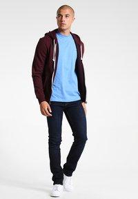 Lacoste - T-shirt basic - blue lagoon chine - 1