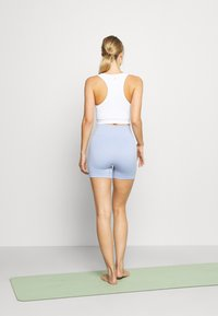 Cotton On Body - SEAMLESS WAFFLE VESTLETTE - Top - white - 2