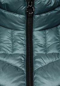 Cecil - IN STEPP OPTIK - Winter jacket - grün - 4