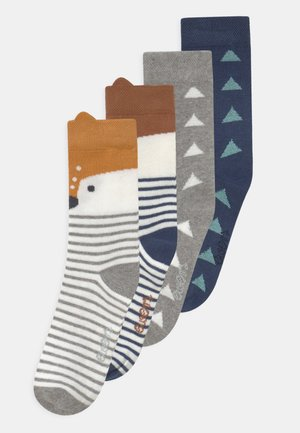BOY 4 PACK - Chaussettes - multi-coloured