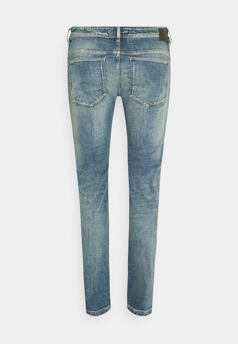 DRYKORN JAZ - Jeans Skinny Fit - royal blue/royal 9qk9UK