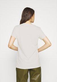 Diesel - SILY - Print T-shirt - off white - 2