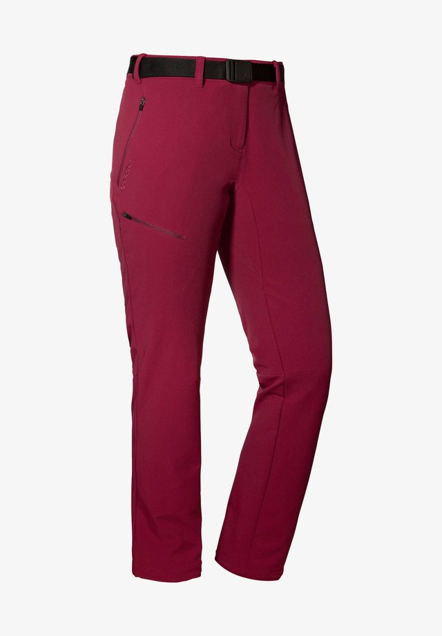 Outdoor trousers - pink