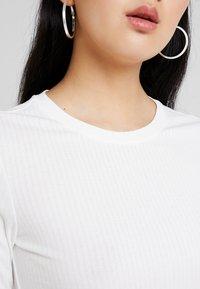 Monki - LILIANA - Long sleeved top - offwhite - 5