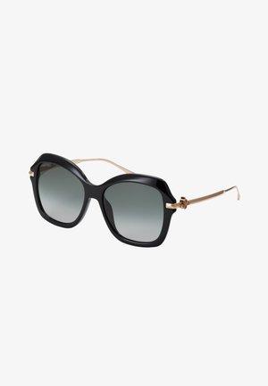 TESSY - Sunglasses - black