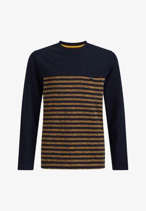 JONGENS - Long sleeved top - yellow