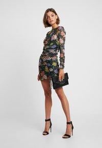 Alice McCall - COSMIC MINI - Pouzdrové šaty - black - 1