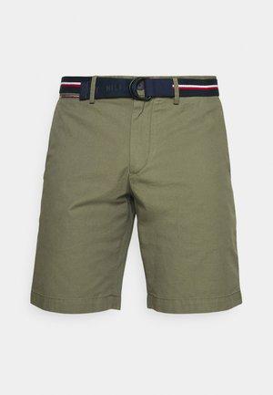 BROOKLYN LIGHT - Shorts - faded military