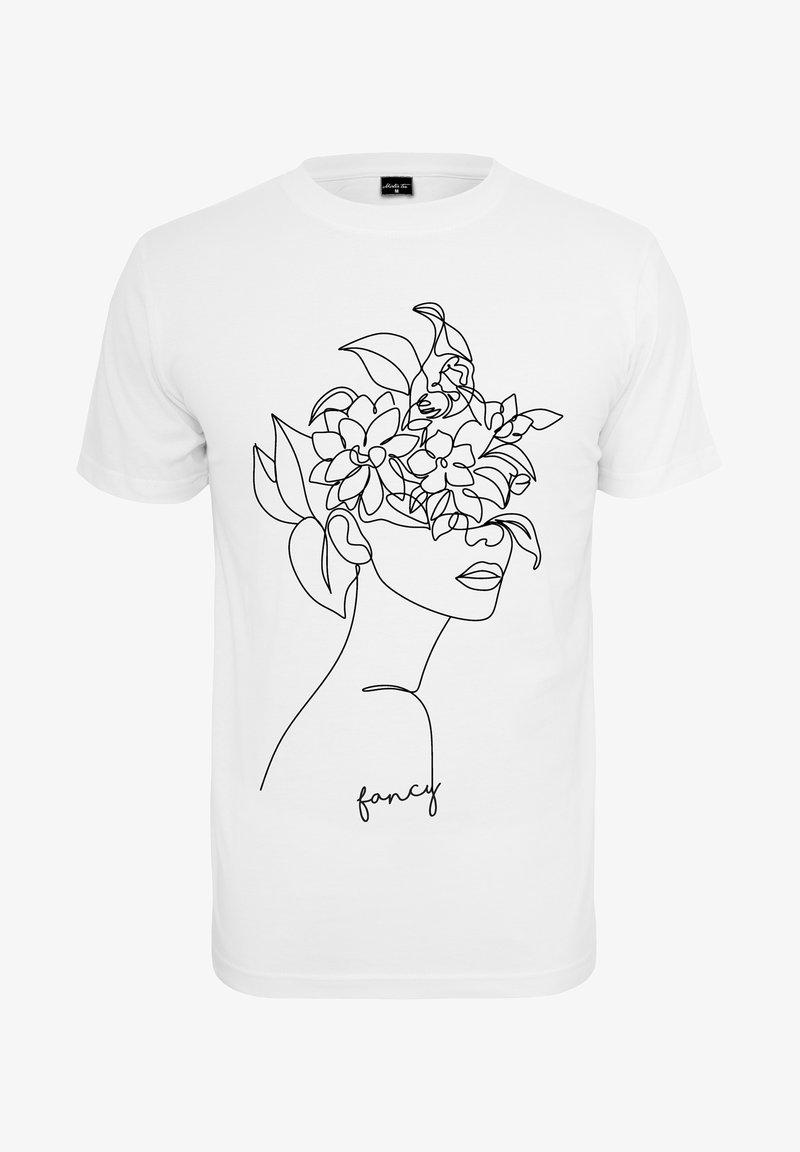 Merchcode - Print T-shirt - white