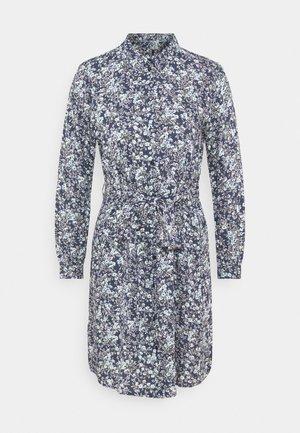 PCPAOLA DRESS - Blousejurk - ombre blue