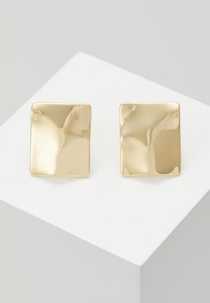 EARRINGS WATER - Earrings - gold-coloured