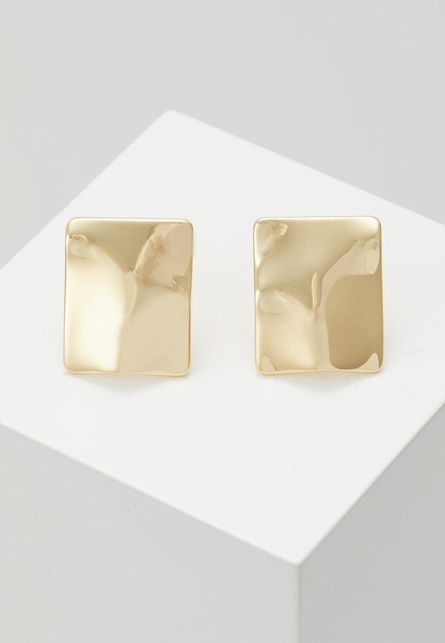EARRINGS WATER - Orecchini - gold-coloured