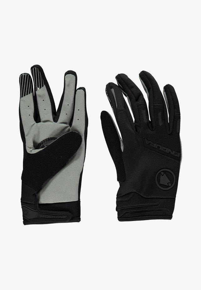 SINGLETRACK - Gloves - schwarz