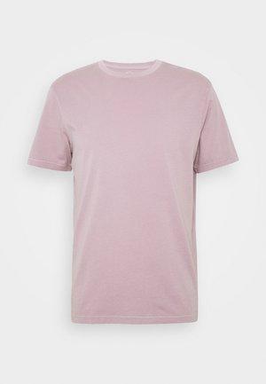 BROKEN CREW - Basic T-shirt - hushed violet
