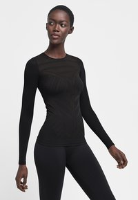 Wolford - Long sleeved top - black - 0