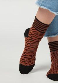 Calzedonia - Socks - denim dark - 0